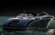 The well-known Ferretti Group has launched their latest model in their Riva yacht range, the Rivamare. The luxurious yacht measures an impressive 11.88 meters and can carry up to eight passengers.