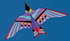 Cloud Bird Kite by George Peters buy @ Intothewind. This is the most amazingly beautiful, wonderful & easy kite to fly! Kite Store, Bird Kite, Kite Designs, Air Balloon, Balloons, Kite Making, Go Fly A Kite, Windy Day, The Great Outdoors