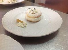 ricotta pears cake, dolce di ricotta e pere