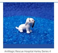 Animagic Rescue Hospital Series 4 - Harley the Dog