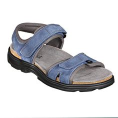 JOE n JOYCE Marrakesch (Suede Leather) Unisex Trekking-sandals Jeans Size EU 38 UK 5 ** Check out this great product.