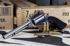 Magnum Research BFR .45/70 Govt 6.5 Inch- Calguns.net Magnum Research, Hunting Rifles, Cool Guns, Guns And Ammo, Cool Items, Firearms, Hand Guns, Weapons, Colt 45