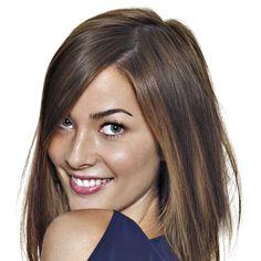 Conseils coloration pour des cheveux châtains - Marie Claire
