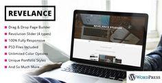 Themeforest WordPress: Revelance – Multi/One-Page Business Parallax Theme on THEMEFOREST FREE DOWNLOAD http://themeforestfreedownload.com