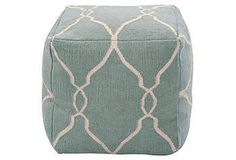 Furniture: Seating: Poufs & Ottomans - One Kings Lane