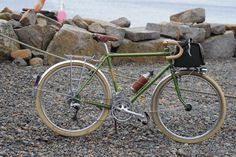 Nitto Campee Rack w/out Panels by Lovely Bicycle!, via Flickr