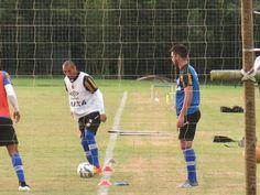 Luan não treina com bola e preocupa o Vasco para enfrentar o Cruzeiro #globoesporte