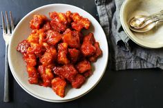 NYT Cooking: Stir-Fried Chicken With Ketchup