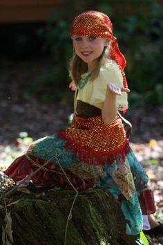 Homemade Gypsy Costume Ideas.