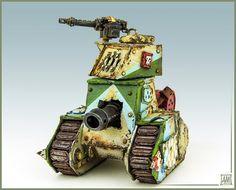 Custom Grot Tank   Flickr - Photo Sharing!