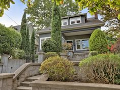 Portland, OR Real Estate & Homes for Sale Oregon House, Mls Real Estate, Portland Oregon, Estate Homes, Craftsman, House Design, Mansions, Architecture, House Styles