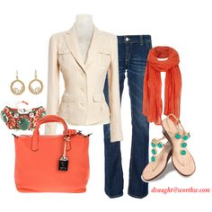 Love the color                               created by donnavaught on Polyvore