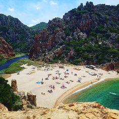Sardegna- Cala Li Cossi, una piccola perla della Costa Paradiso