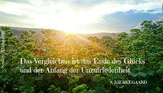 www.seelen-klang.com Das Vergleichen ist das Ende des Glücks und der Anfang der Unzufriedenheit.