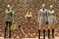 window store display visual merchandising оформление витрин, Galeries Lafayette, Paris, October 2014