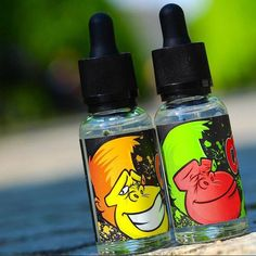 Hello fellow vapers we just received a lot of new juice and some new