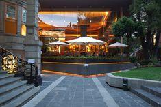Galería de Restaurante Nueve Nueve / Sordo Madaleno Arquitectos - 13
