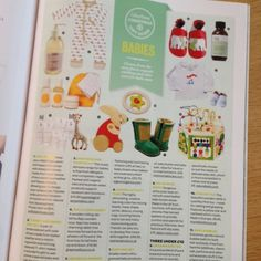 The Green Parent December 2014 issue listed the Best Gift tips, including #sophielagirafecosmetics. Hurray! #sophielagirafe #sophiethegiraffe #sophie #the #giraffe #la #girafe #skincare #thegreenparent #uk #organicskincare #beauty #skincare #babyskincare #awarded www.sophielagirafecosmetics.com