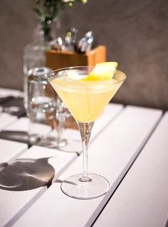 19 Summer Cocktail Recipes To Perfect Now - with 35ml Diplome gin 20ml yellow chartreuse 25ml lemon juice 10ml lemon grass syrup