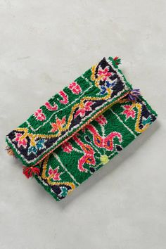 One-of-a-Kind Marwa Clutch by ART/C