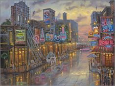 Robert Finale - Blues on Beale: ART