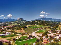 Reggio Emilia panoramica