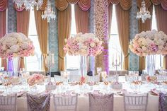 What a amazing idea. AND the chair covers in first pic are so sweet!  The bright flowers down the center against all white in the sunlight, LOVE!!!