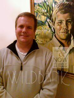 Portrait of Tim by Wildbank 1982 Martinique FWI