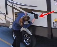 How To Set Up Your RV At A Campground For The First Time