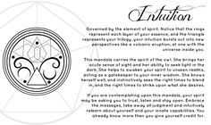 What's your Mandala Match? - The Fifth Element Life