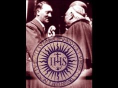 Co-operation between Jesuits and Nazis