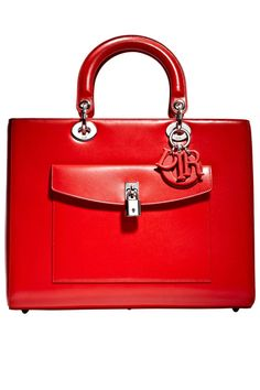 The best red hued accessories for fall.