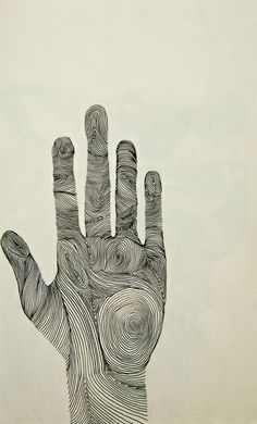 Hand by Michelle Fay