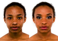 Photoshoot Lois, voor en na foto's. #mua #visagie #visagiste #hoorn #noordholland #photoshoot #makeup #makeupdonkerehuid #silvereyeshadow #eyeliner #makeup #globalglow #maccosmetics #artofcolors