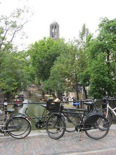 Oude Gracht Utrecht, Lange Smeestraat brug. Sea Level, Utrecht, Present Day, Bridges, Netherlands, Holland, Amsterdam, Cool Pictures, Europe