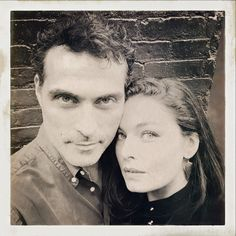 Rufus Sewell and Alexa Davalos -  THE MAN IN THE HIGH CASTLE - BTS
