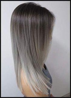 10 Mittellange Haarfarbe Heaven – Beige – Braun – Blonde & Graue Mischungen