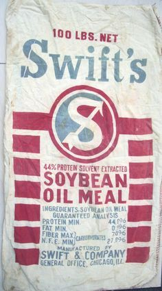 Image result for vintage salt sacks