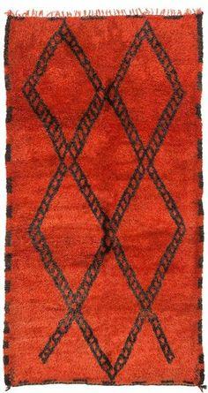 Vintage Moroccan Carpets