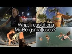 ▶ Tip #205 GoPro - What Resolutions MicBergsma Uses? - YouTube