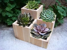 Bac à fleurs en bois à faire soi-même – plus de 52 idées DIY à essayer