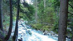 The streams are shimmering - Jennifer Riegler