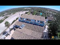 Tenuta Arangio Agriturismo Vendicari visto dai droni di Sicilia Drone