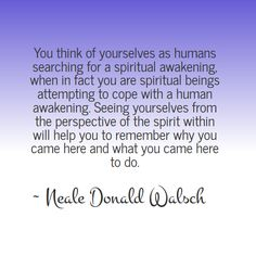 The perspective of the spirit -                                         Pause & Flowgently