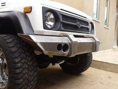 Dodge Ram Bumper, Jeep Wrangler Bumpers, Tactical Truck, Wide Body Kits, Suzuki Jimny, Mitsubishi Pajero, Jeep Accessories, Expedition Vehicle, Kia Sportage