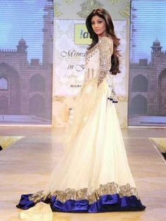 Latest Indian Shilpa Shetty Eid Dresses 2015 for Girls (1)
