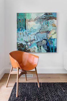 Sneek Peek: Colorful Modern House by Arent and Pyke Design Studio Australian Architecture, Interior Architecture, Bungalows, Design Studio, House Design, Wall Design, Interior Styling, Interior Decorating, Interior Design