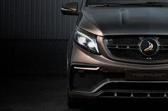 Mercedes-Benz V-class INFERNO / TopCar Mercedes Benz, Bmw