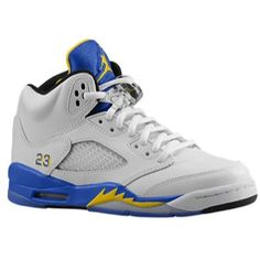 4f65f91b14fc10 Jordan Retro 5....Wilmington Laney colors!! Air Jordans