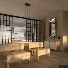 #vintage #infographic #3d #infografia #interiors #decoracion #interiorismo #interiordesign